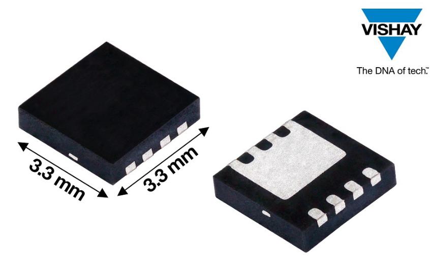 Vishay推出新款200V N沟道MOSFET的RDS(ON)导通电阻达到业内最低水平,提高系统功率密度且节省能源