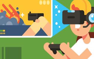中國VR技術發展的趨勢