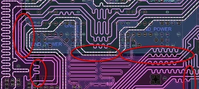 PCB設計中信號線的跨分割怎么解決