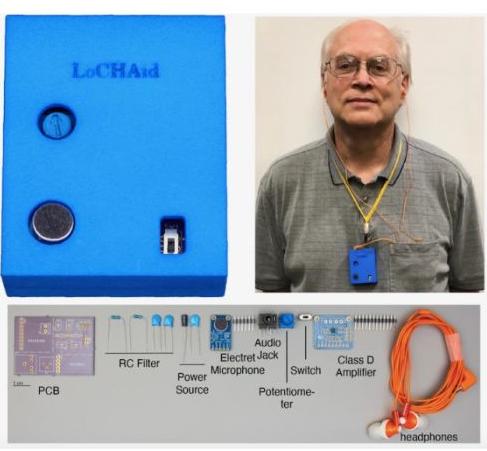 科学家通过电子滤波器研发世界上最便宜的助听器,成...