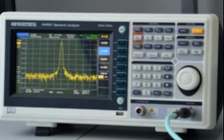 利用频谱仪进行实现一些特别的测试方法