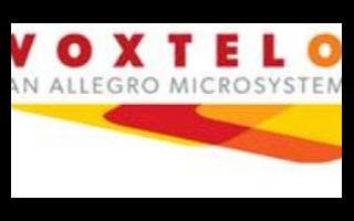 Allegro收购Voxtel将进一步优化半自动和自动驾驶汽车中的ADAS应用