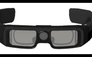 台湾和創智能眼鏡可實現人體體溫實時監測