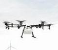 使用地面IoT傳感器控制無人機在農業方面的應用