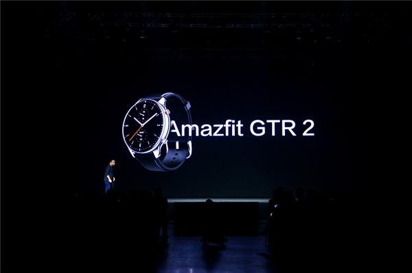 華米 Amazfit GTR 2,一種完整的血氧測量體驗