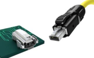 浩亭线缆T1 Industrial应用于单对以太...