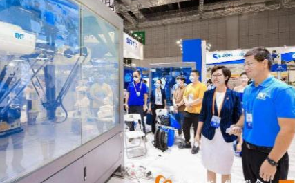 勃肯特協作并聯機器人新品發布會在工博會8.1H C204全球首發