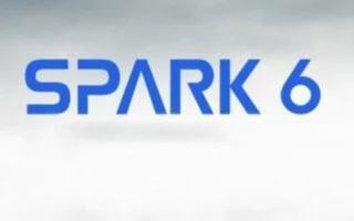 Tecno在印度正式发布了Spark 6 Air智能手机