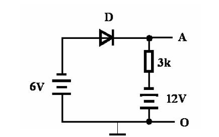 半導體二極體及其基本電路的詳細資料說明