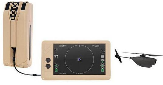 "PD-100""黑蜂""微型无人机具备遥控图传一体化..."