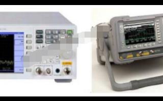 頻譜分析儀使用教程