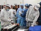 蜂巢能源首款HEV电池包通过E-Mark认证工厂...