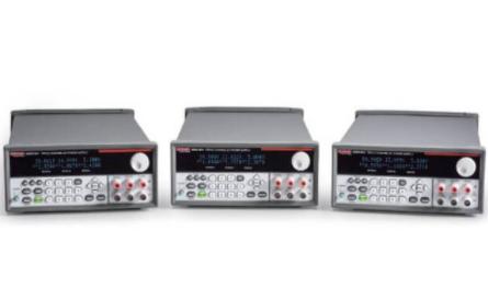 吉時利多通道電源系列驅動控制半自動或全自動測試系統