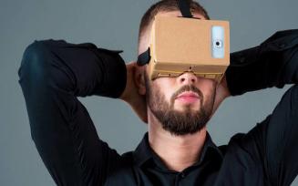 Facebook发布可穿戴增强现实设备的研究项目Project Aria