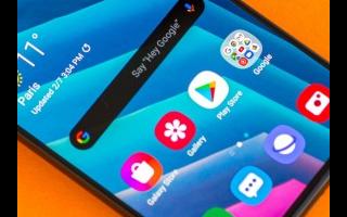 三星为Galaxy S10系列发布了一个UI 2.5