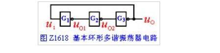 多谐振动器的原理说明