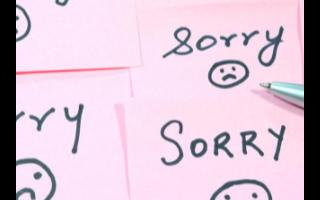 越来越多的AI系统被设计为发出道歉