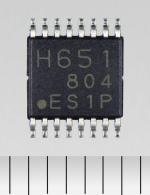 1.6A 低壓雙橋有刷電機驅動器