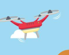 無人機傾斜攝影技術成為獲取城市空間數據框架的重要手段