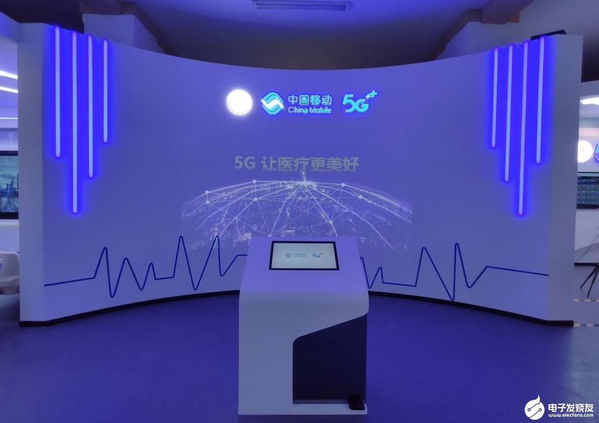 华为通过5G切片+MEC技术,打造5G智慧医疗专网