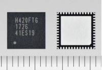 50V/9A 大電流有刷電機驅動器