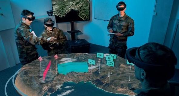 """美国空军协在虚拟太空开发5G技术并创建""""物联网"""""""