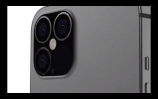 iPhone 12系列据说具有海军蓝和红色的新颜色选择