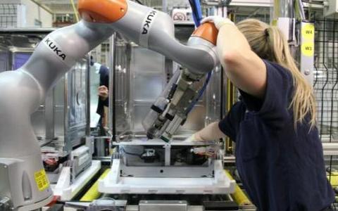 世界各地的工业机器人数量达创纪录水平   强劲的销售数字仍在继续