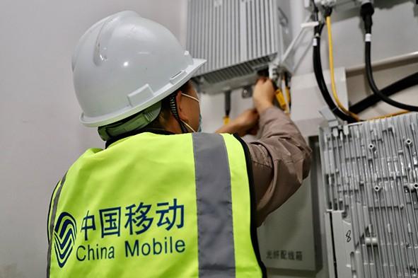 贵州移动宣布率先实现移动5G网络对地铁1号线的全覆盖!