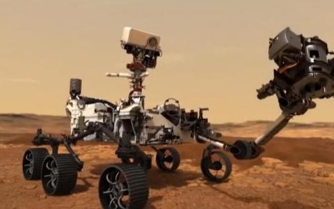 向NASA的火星项目提供的机器人手臂已投放市场