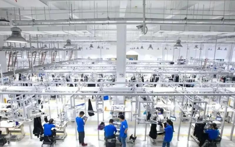 阿里巴巴打造的全球首個新制造平臺:犀牛智造正式亮相