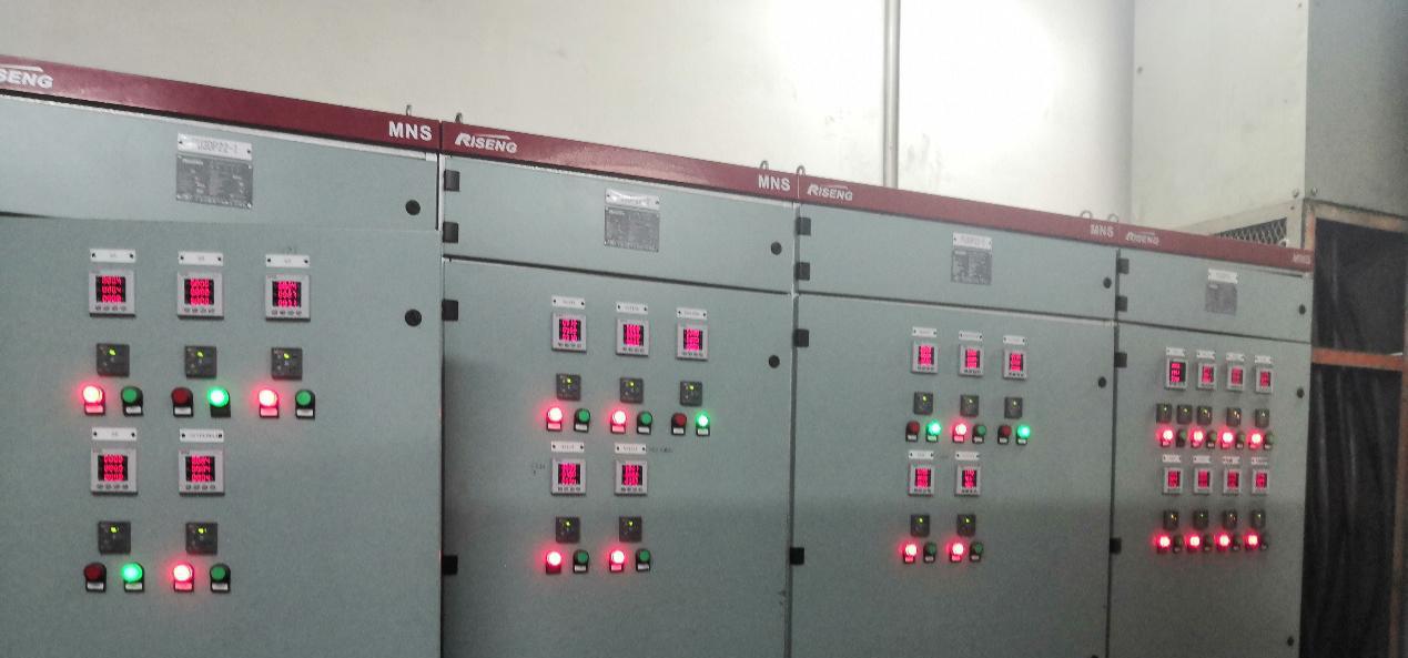 剩余电流继电器ASJ20-LD1A项目实例的应用...