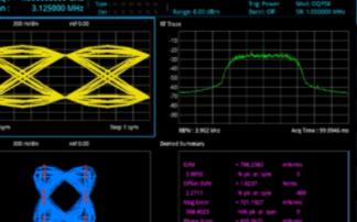 使用頻譜分析儀的四種分析方法觀察信號質量