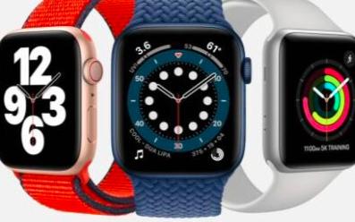 苹果已经上演了其新的Apple Watch Series 6和SE