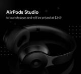 让我们看看AirPods Studio看起来如何...