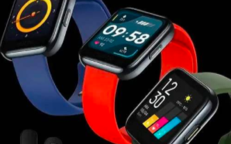 Realme正在为国际市场开发一款新的智能手表