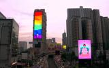 洲明为菲律宾打造最大户外LED屏!