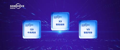 芯馳科技獲5億融資 研發高性能高可靠的車規處理器晶元產品