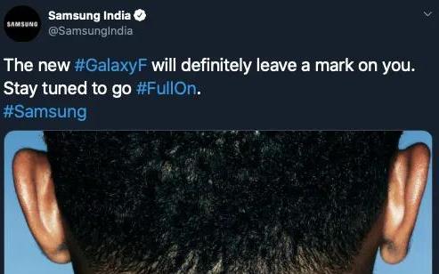 三星Galaxy F系列預計將很快在印度推出