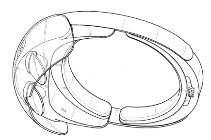 三星混合現實耳機似乎在正面配備了雙攝像頭