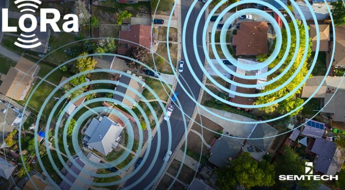 LoRa成为了Amazon Sidewalk网络上领先的物联网技术之一?