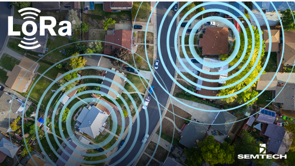 Semtech與亞馬遜合作,為Amazon Sidewalk的消費者應用程序提供低功耗連接