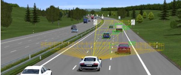 基于机器视觉技术的自动驾驶实时路况信息采集和检测