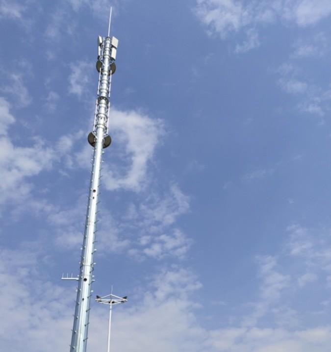呼和浩特铁塔公司对整个塔利公租房小区进行全面覆盖...