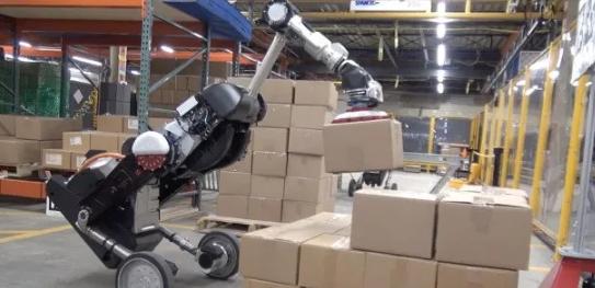 波士頓動力公司正在布局明年的物流機器人計劃