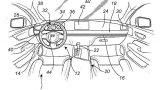 沃爾沃專利圖曝光:讓汽車具有多個駕駛位置