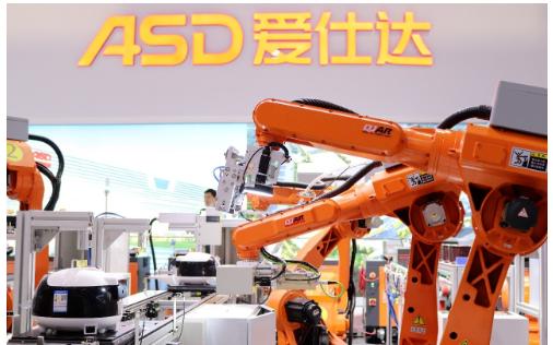 爱仕达:持续拓展机器人领域,打造全产业链竞争优势