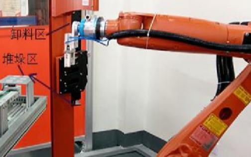 KUKA工业机器人搬运工具操作教程一
