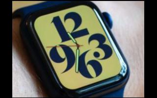内置的血氧仪是新款Apple Watch Series 6的主要功能之一