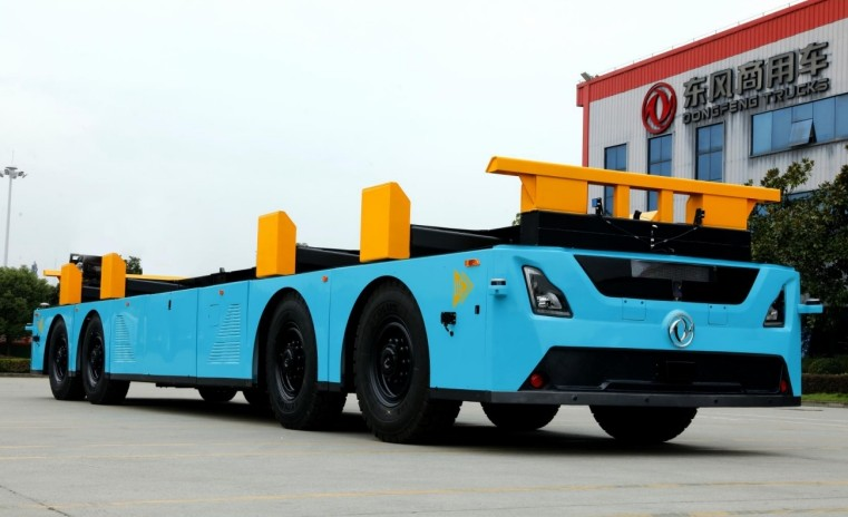 无人驾驶赋能智慧港口助力中远海运港口数字化转型